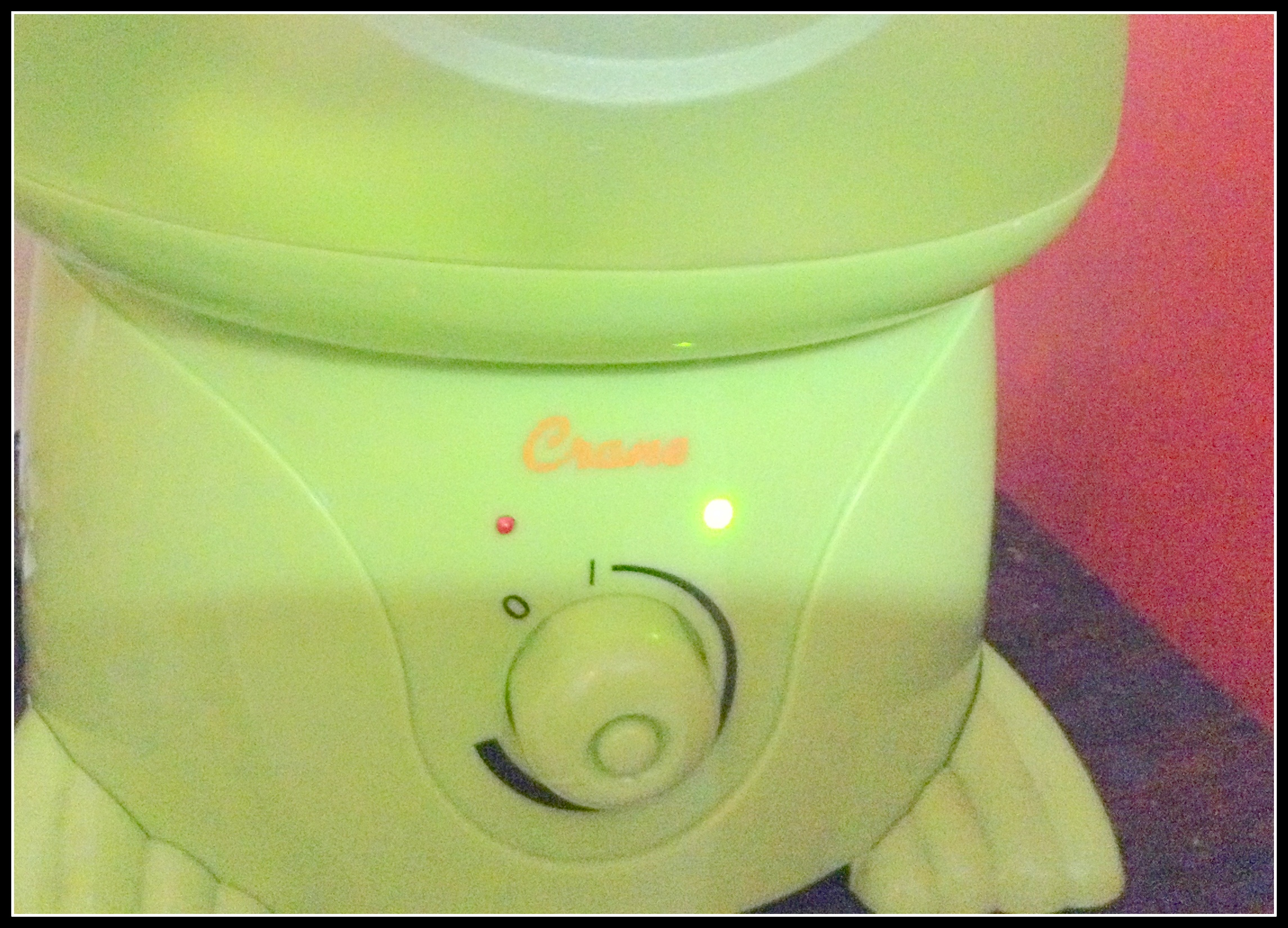 Review of Crane Ultrasonic Humidifier MommyswallMommyswall #7A9833