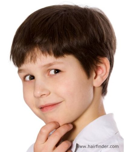 Top 10 Kids Hairstyles For Boys Mommyswall