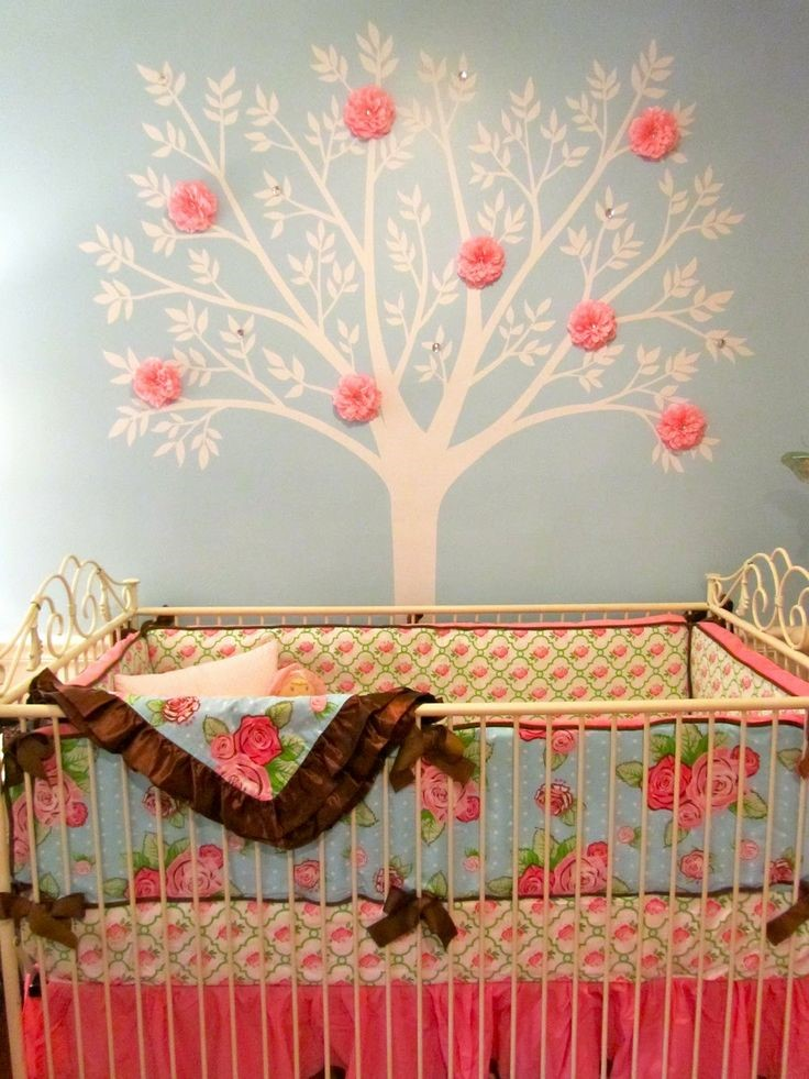 6 Creative Ideas for Decorating a New Born Baby\'s Room on a ...